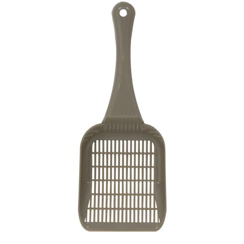 Cat Love Litter Scoop In Grey