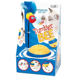 Catit 2.0 Tumbler Bee Interactive Cat Toy