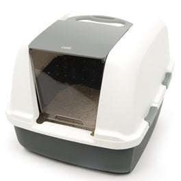 Catit Magic Blue Cat Litter Box