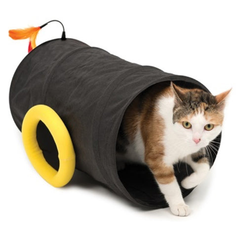 Catit Play Pirates Cannon Cat Tunnel - Kohepets
