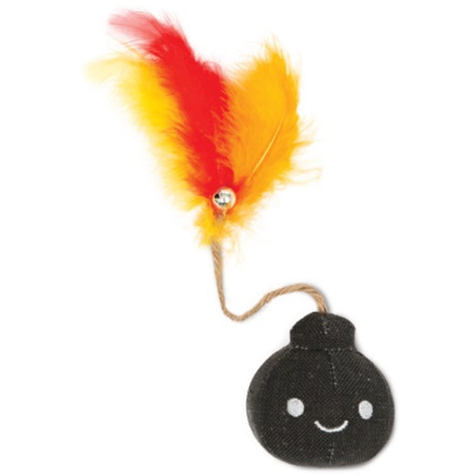 Catit Play Pirates Catnip Bomb Plush Cat Toy - Kohepets