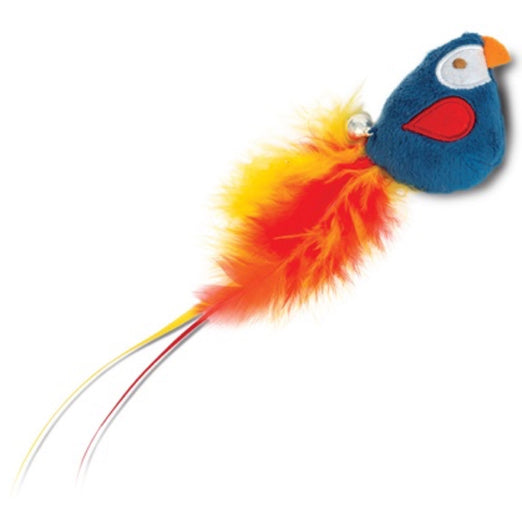 Catit Play Pirates Catnip Parrot Plush Cat Toy