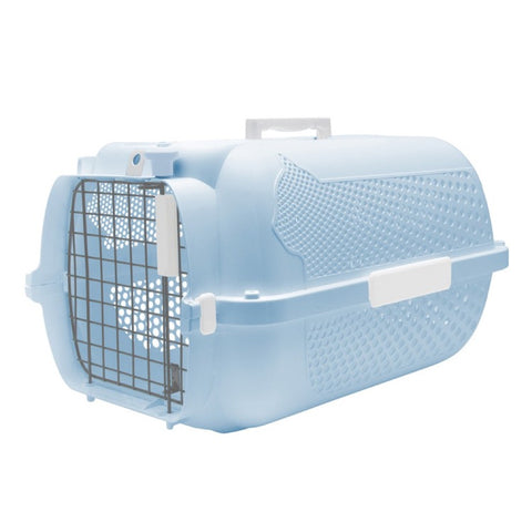 Catit Profile Voyageur Baby Blue Cat Carrier (Small) - Kohepets
