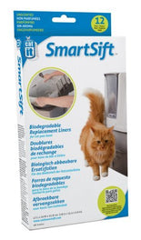 Catit SmartSift Litter Box Pan Base Liners