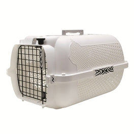 Catit Style Profile Voyageur 100 Cat Carrier - White Tiger