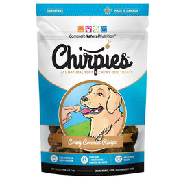 Chirpies Crazy Coconut Recipe Grain Free Dog Treats 150g