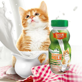 Cindy's Recipe Lactose Free Cat & Kitten Milk 250ml