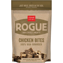 45% OFF: Cloud Star Rogue Air-Dried Chicken Bites Dog Treats 85g (Exp 21 Nov 19)