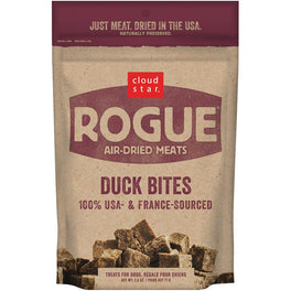 35% OFF: Cloud Star Rogue Air-Dried Duck Bites Dog Treats 71g (Exp Nov 19)