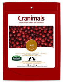 Cranimals Gold Skin & Brain Supplement For Dogs & Cats 120g