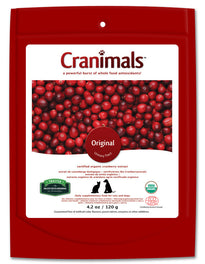 Cranimals Original Urinary Tract Supplement For Dogs & Cats 120g