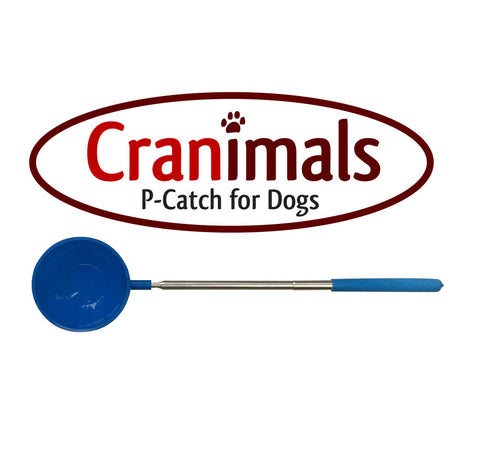 Cranimals P-Catch Urine Collection Device For Dogs