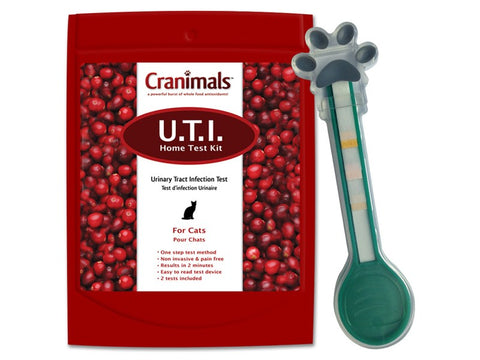 Cranimals Urinary Tract Infection test Kit For Cats - Kohepets