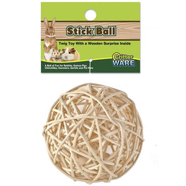Ware Stick Ball Chew Toy for Small Animals