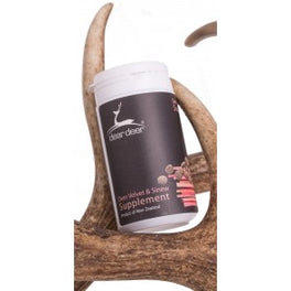Dear Deer Velvet and Sinew Supplement Tablets for Dogs & Cats 50 count