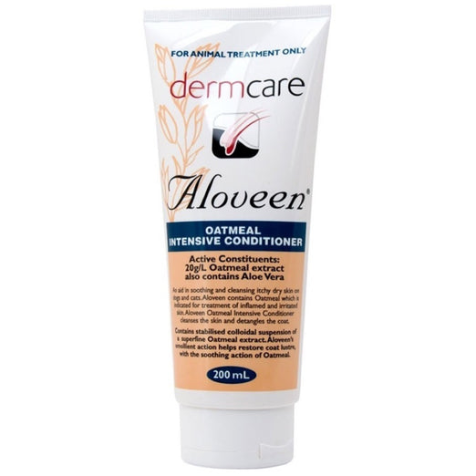 Dermcare Aloveen Oatmeal Intensive Pet Conditioner