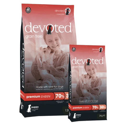 Devoted Premium Puppy Grain Free Dry Dog Food - Kohepets