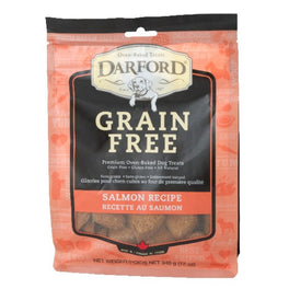 Darford Grain Free Salmon Recipe Dog Treats 340g