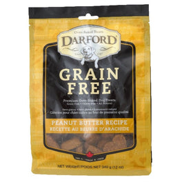 Darford Grain Free Peanut Butter Recipe Dog Treats 340g