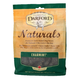 Darford Naturals Charmint Oven Baked Dog Treats 400g