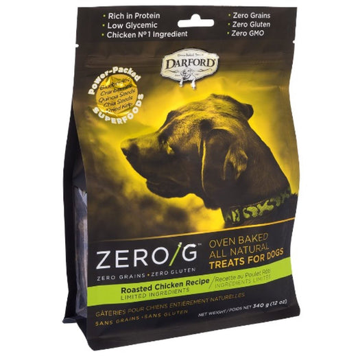 Darford Zero/G Roasted Chicken Recipe Dog Treats