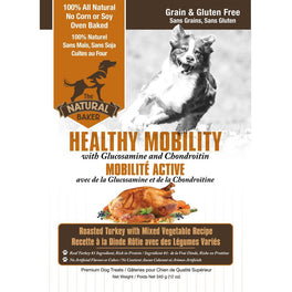The Natural Baker Grain Free Healthy Mobility Dog Treats 340g