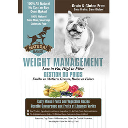 The Natural Baker Grain Free Weight Management Dog Treats 340g