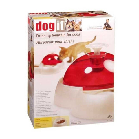 Dogit Drinking Fountain For Dogs 3L - Kohepets