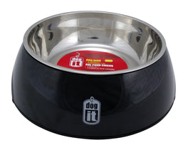 Dogit Durable Bowl with Stainless Steel Insert for Dogs XS