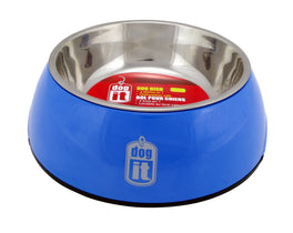 Dogit Durable Bowl with Stainless Steel Insert for Dogs S