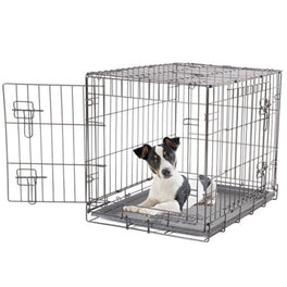 Dogit Two Door Wire Home Crate