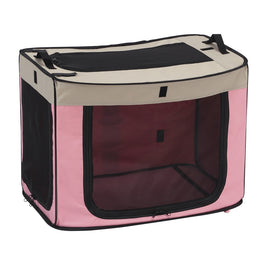 Marukan One Touch Foldable Dog Cage (Small)