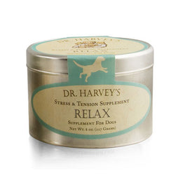 Dr Harvey's Relax Stress & Tension Supplement For Dogs 8oz