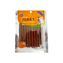 Bow Wow Duck Jerky Dog Treats 90g