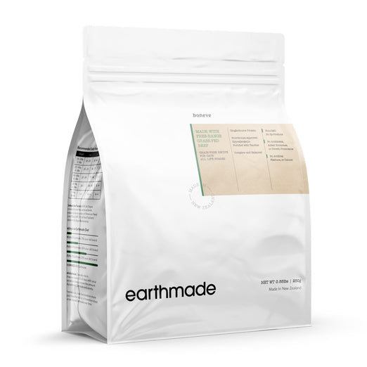 '40% OFF': Earthmade Free-Range Grass-Fed Beef Grain-Free Dry Cat Food - Kohepets