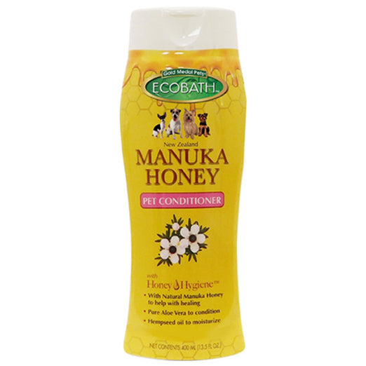 Ecobath Manuka Honey Pet Conditioner 13.5oz - Kohepets