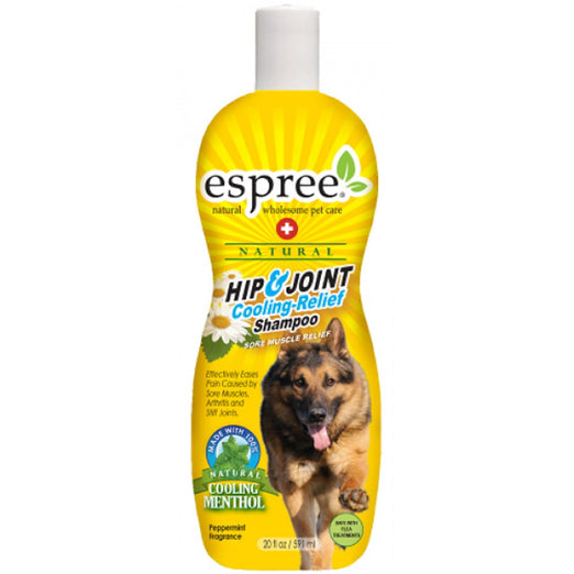 Espree Hip & Joint Cooling Relief Shampoo 20oz - Kohepets