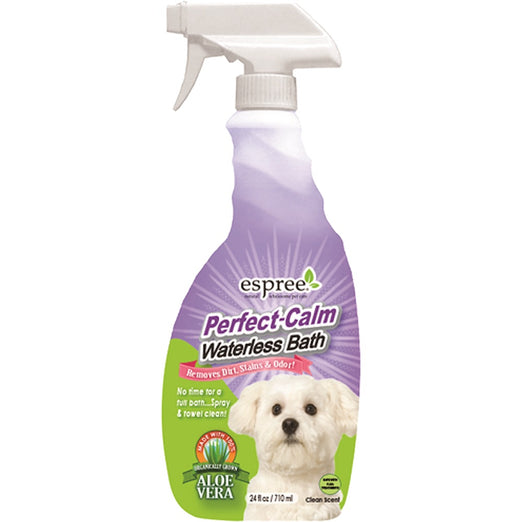 Espree Perfect Calm Waterless Bath 24oz - Kohepets