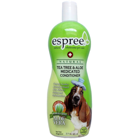 Espree Tea Tree And Aloe Medicated Conditioner 20oz - Kohepets