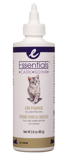 Essentials Care Ear Powder For Cats 80g - Kohepets