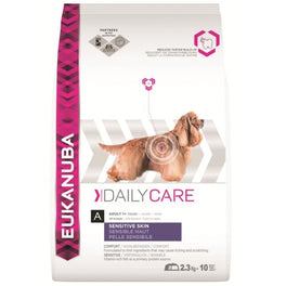 'FREE PATE': Eukanuba Adult Daily Care Sensitive Skin Dry Dog Food