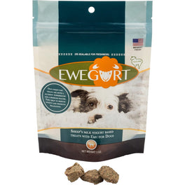 Ewegurt Sheep's Milk Yogurt With Emu Freeze Dried Dog Treats 3oz