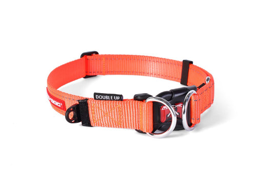 EzyDog Double Up Dog Collar - Small