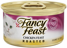 20% OFF: Fancy Feast Roasted Chicken Feast Canned Cat Food 85g (Exp Apr 19)