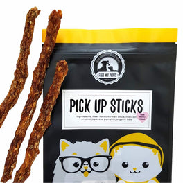 Feed My Paws Pick Up Sticks Chicken Cat & Dog Treats 70g