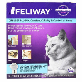 Feliway Classic Diffuser & Refill 30-Day Starter Kit