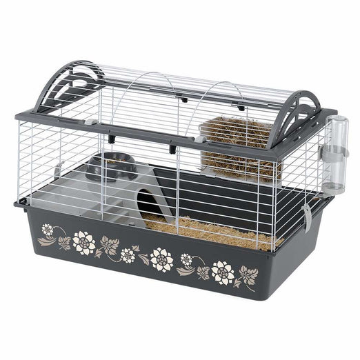 Ferplast Casita 80 Decor Guinea Pig Cage - Kohepets