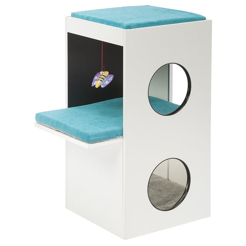 Ferplast Blanco Cat Condo