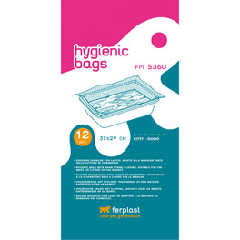Ferplast Hygienic Litter Bags 12ct