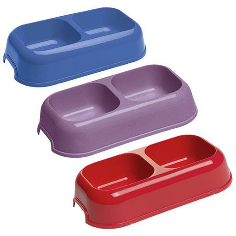 Ferplast Party 16 Plastic Feeding Bowl - Kohepets